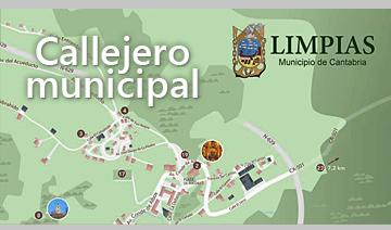 Callejero municipal